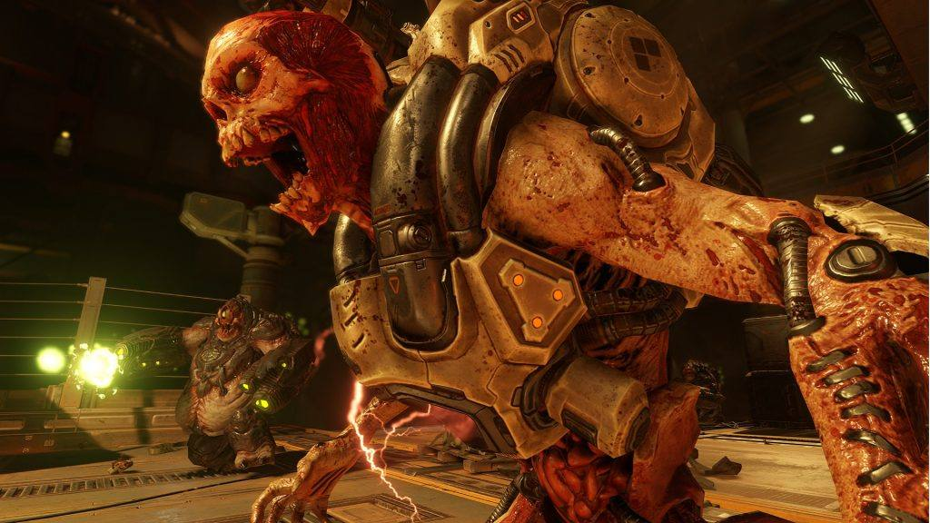 We'd love to see DOOM come to PS Plus Games July 2020