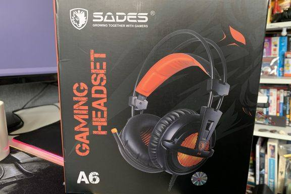 SADES A6 Gaming Headset Review
