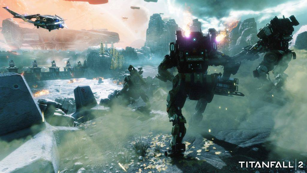 What is PS Plus? Titanfall 2 was available with December 19's PS Plus.