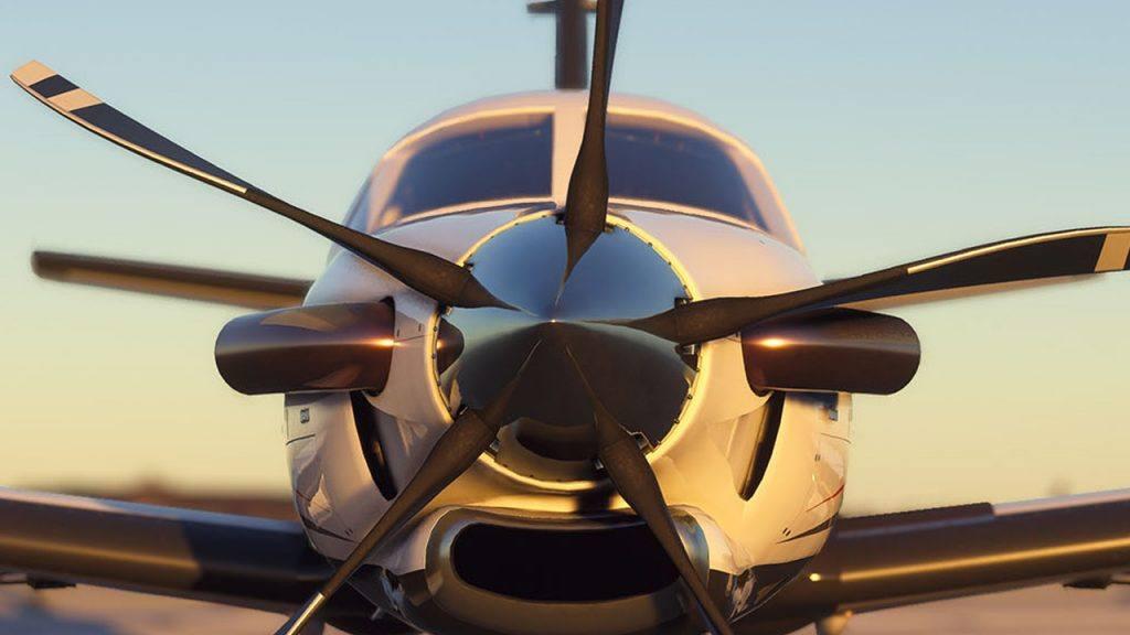 Microsoft Flight Simulator will launch on Xbox Game Pass August 2020.