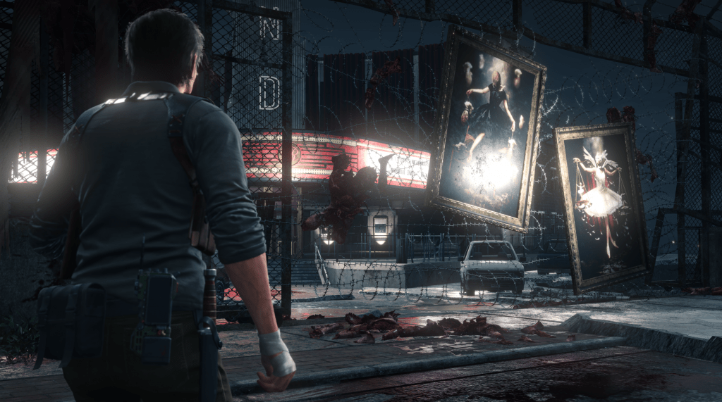 We'd love to see the Evil Within 2 come to PS Plus.