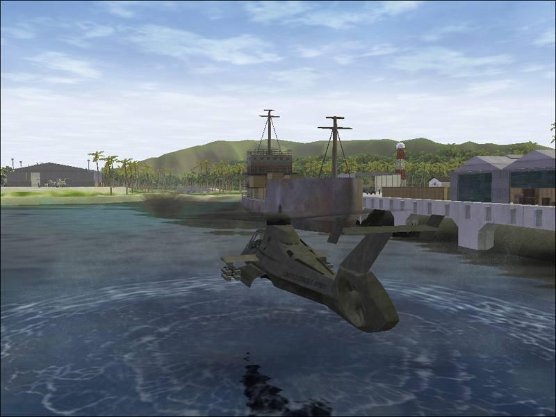 Comanche is a decent helicopter shooter.Comanche