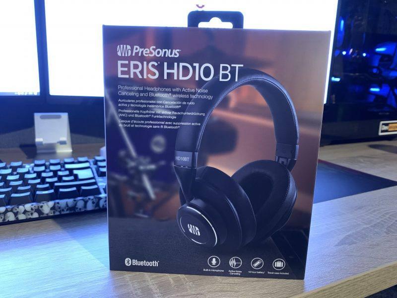 PreSonus HD10BT Review