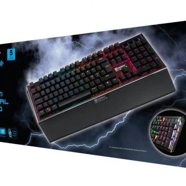 Sandberg FireStorm Mechanical Keyboard review