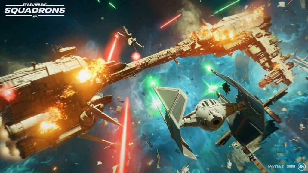 We'd like to see Star Wars: Squadrons come to game pass!