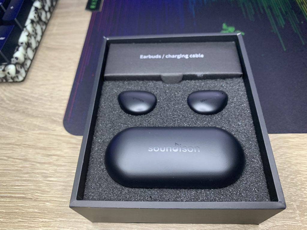 Soundison V5.0 Bluetooth TWS Earbuds Review