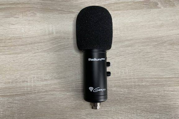 Genesis Radium 600 Microphone Review
