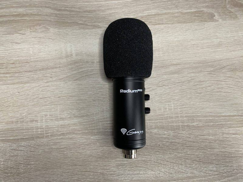 Genesis Radium 600 Microphone Review