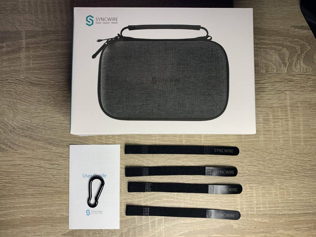 Syncwire Gadget Case Review