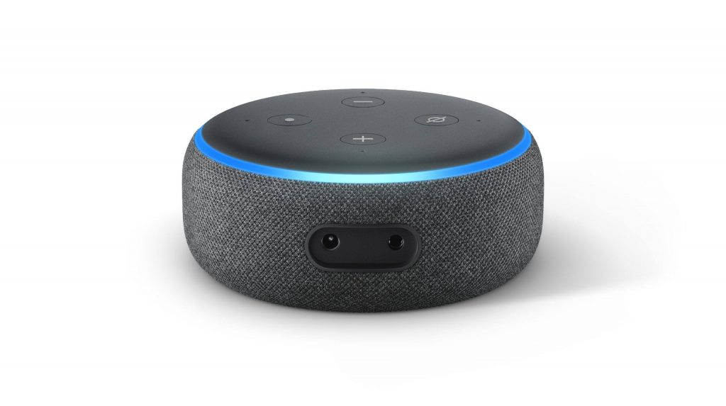 An echo date is the perfect cheap gift for Xmas!