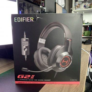 Edifier G2 II Gaming Headset Review