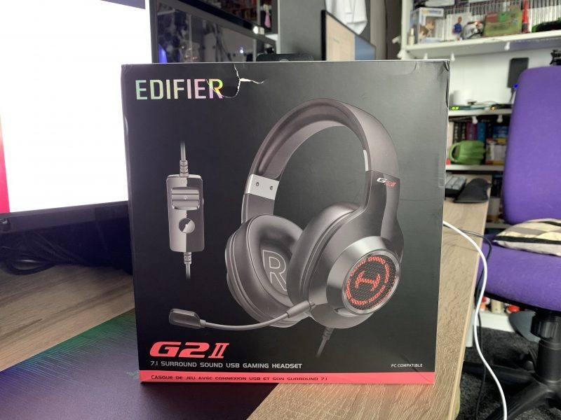 Edifier G2 II Gaming Headset Review