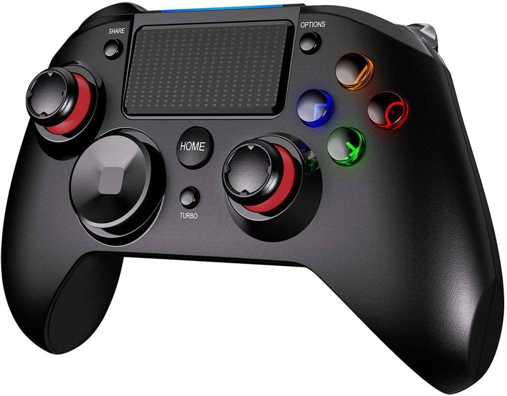A decent replacement if your old controller suffers from analog stick drift.
