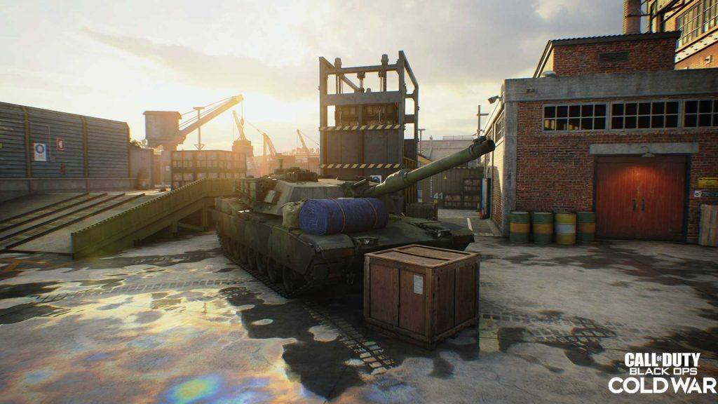 Garrison is up there with the top ranked black ops cold war maps.
