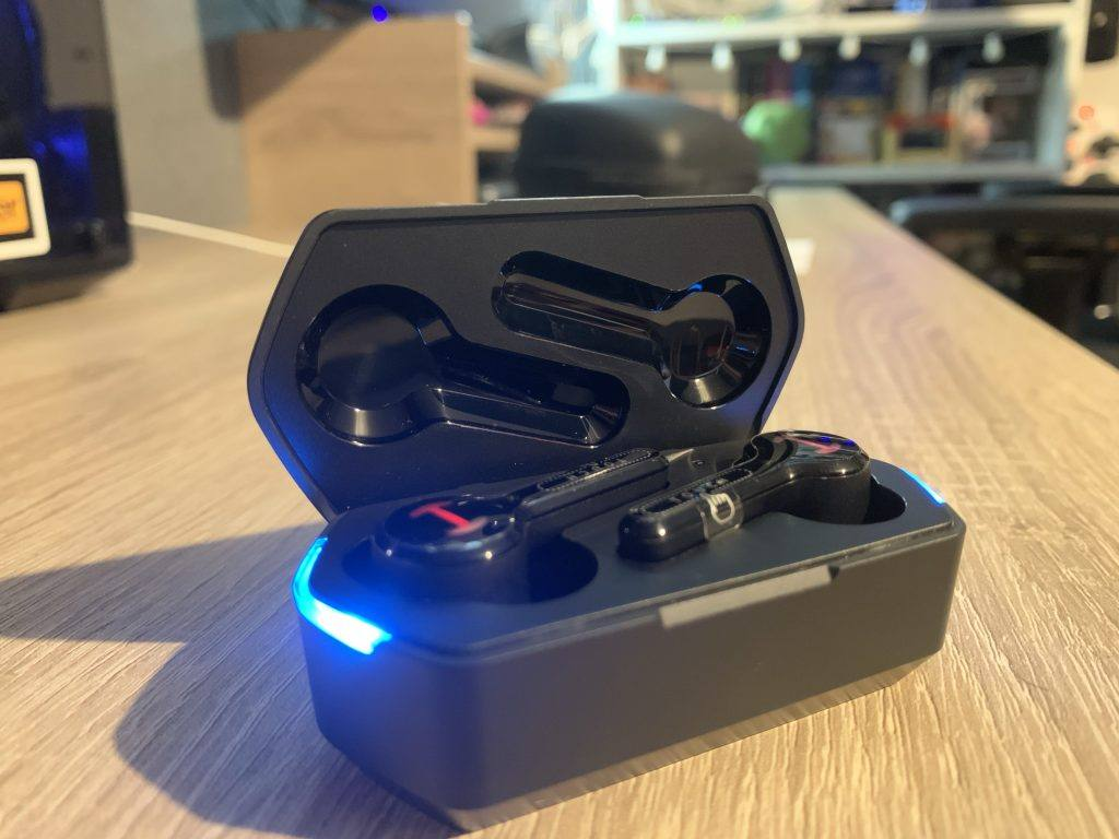The Edifier GM6 charging case looks fantastic.