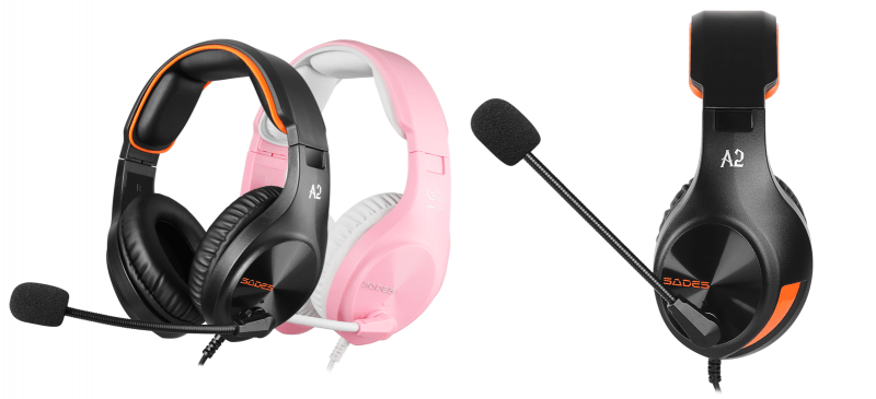 A2 new headset from Sades.