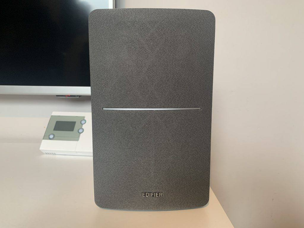 The Edifier P12's are a great looking speaker.