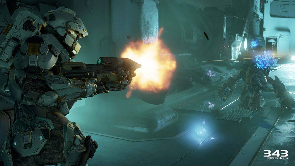 Halo 5 is an epic game, I'd love to play it with September Game Pass 2021.