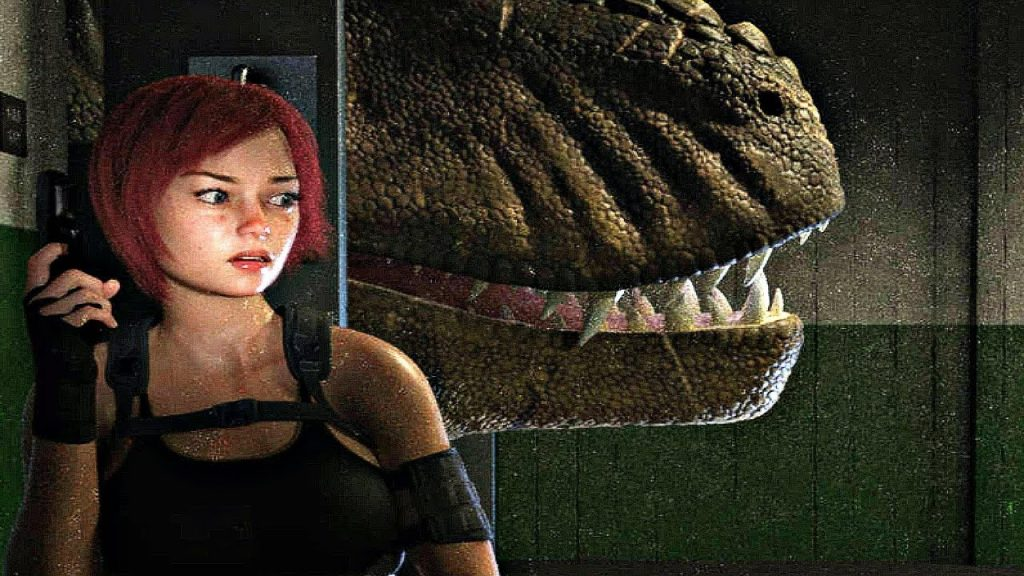 How good would it be to play Dino Crisis via Game Pass in October?