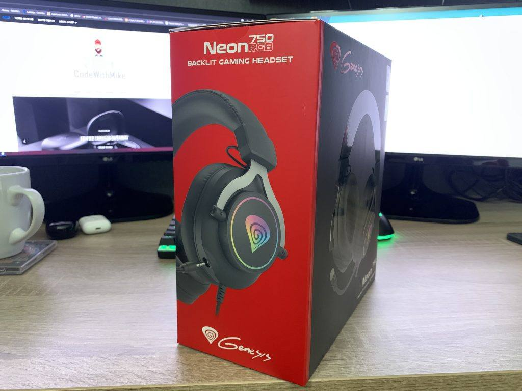 Genesis Neon 750 Gaming Headset Review