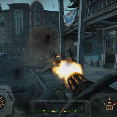 Remove Power Armor Fallout4