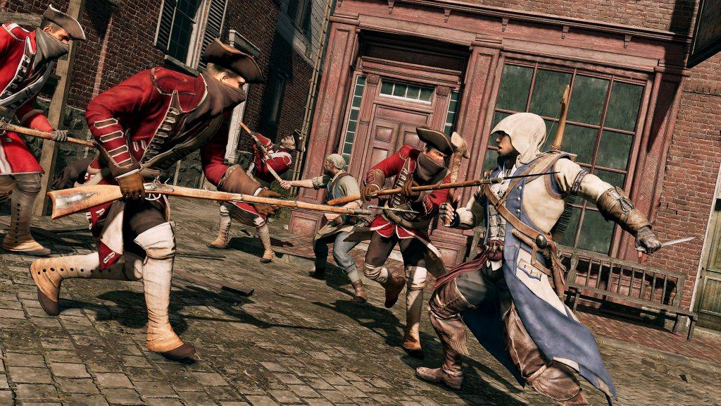 Assassin's Creed 3 Remastered Review: The game has vastly improved environmental graphics.
