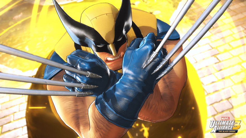 Marvel Ultimate Alliance 3 Features Comic Book Accurate Wolverine.