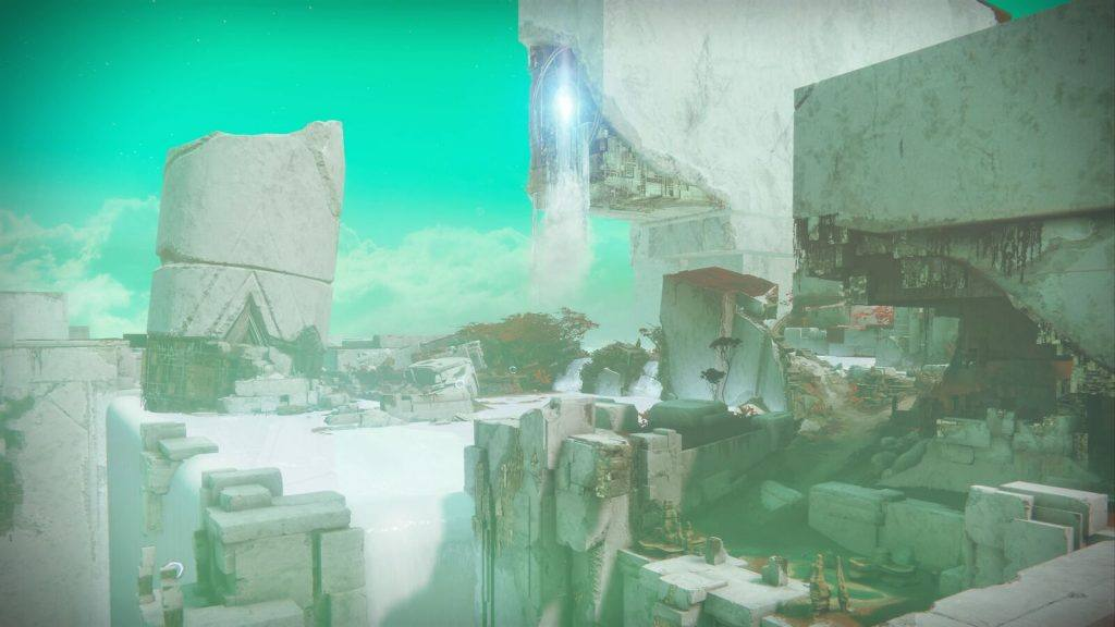 The Cistern Is Where To Find The Conflux Lost Sector Entrance On Nessus