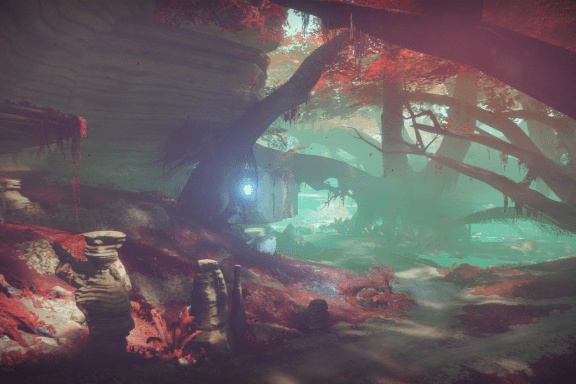 Where is Conflux Lost Sector On Nessus? Destiny 2
