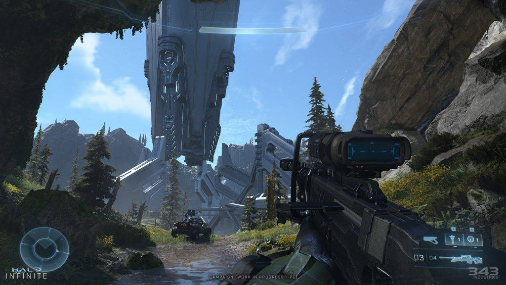 Halo Infinite is coming to Xbox Game Pass in December 2021.