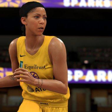 How To Get The Gym Rat Badge in NBA 2K21.